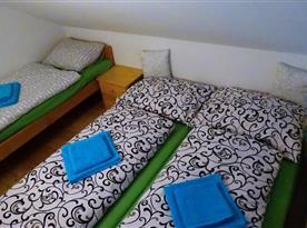 Interiér apartmánu č. 31