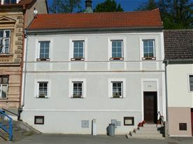 Apartmán Modrý dům