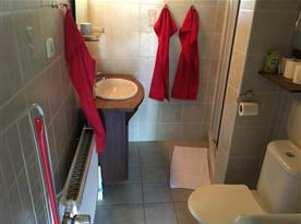 Koupelna ve výměnku