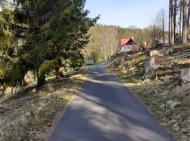 Cesta k chatě:-)