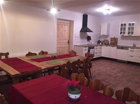Vybavená kuchyně