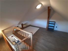 Apartmán Východ - podkroví