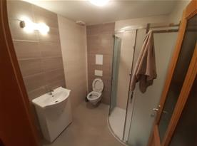 Apartmán Západ - koupelna