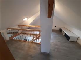 Apartmán Západ - podkroví