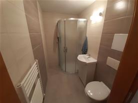 Apartmán Východ - koupelna