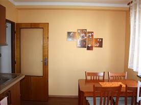 Apartmán C - kuchyně