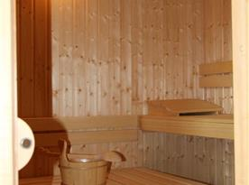 Wellness - finská sauna