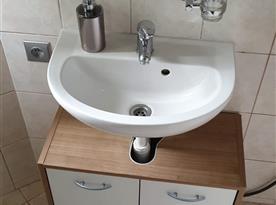 Umyvadlo - koupelna