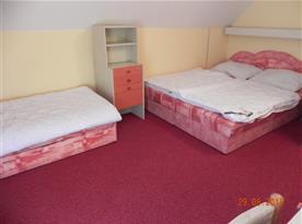 pokoj 3 lůžkový