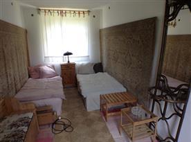 2.ložnice se dvěma lůžky