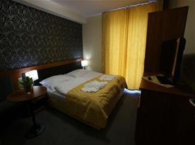"Dvoulůžková ložnice v apartmánu nebo v pokoji ""Úl"""