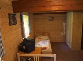 Další ložnice v přízemí
