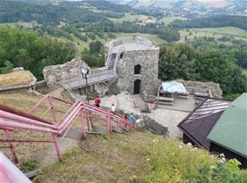 Tip na výlet: Zřícenina hradu Tolštejn