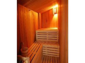 Finská sauna pro hosty