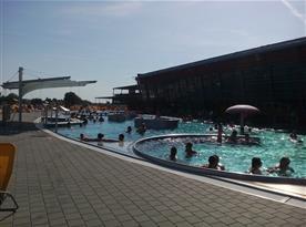 Aqualand Moravia Pasohlávky nedaleko penzionu-slevy