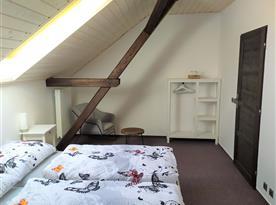 Interiér pokojů