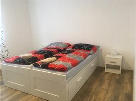 pokoj 2, 2 lůžkový pokoj s možností přistýlky