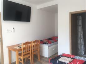 pokoj 3,  3 lůžkový pokoj