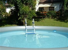 Bazén prům. 3,6m