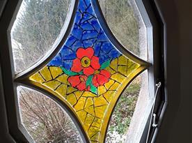 Okrasné okno