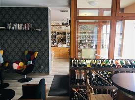Vinný bar s prodejnou Lidové jizby