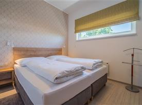 Zahradní bungalov-ložnice