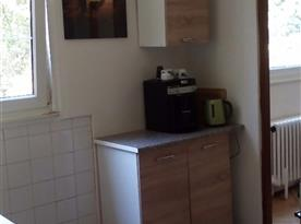 Apartmán pro 8 osob-Plně vybavená kuchyně