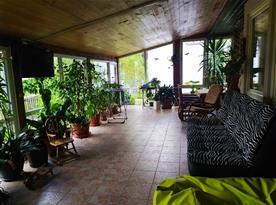 Apartmán pro 8 osob-Zimní zahrada