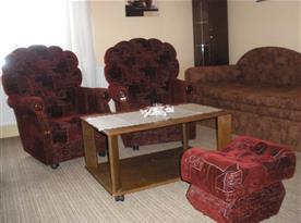8-10 l. apartmán - obývací pokoj