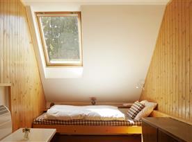 Malá ložnice v prvním patře