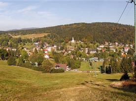 Pohled na Bedřichov