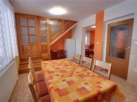 Kuchyně v 1. patře