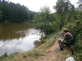Rybaření v okolí