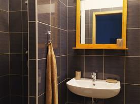 Koupelna čtyřlůžkového pokoje