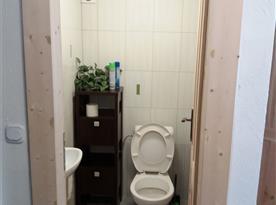Samostatné wc
