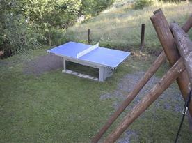 Stůl na stolní tenis