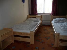 Pokoj s 2 lůžky