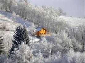 Zimní okolí