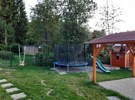 Vyžití na zahradě