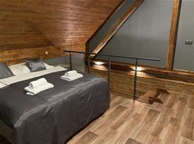 Ložnice v apartmá