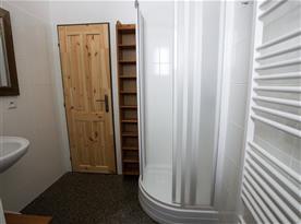 Koupelna - apartmán č. 3