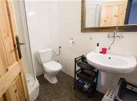 Koupelna - apartmán č. 1