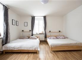 Ložnice - apartmán č. 1