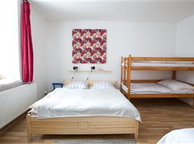 Ložnice - apartmán č. 3