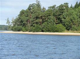 Rekreační rybník Velké Dářko