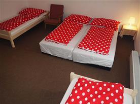 Pokoj s vlastním sociálním zařízením