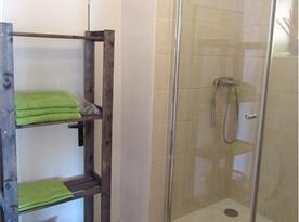 Apartmán Nostalgie - koupelna