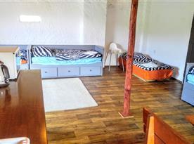 Čechův mlýn - Apartmán Rybáři