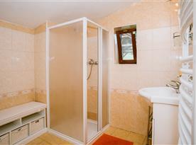 Koupelna a WC 1.patro