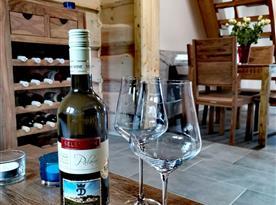 Posezení u vína